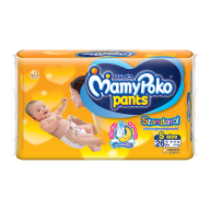 MamyPoko ECO Pants Diaper(S)