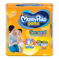 MamyPoko ECO Pants Diaper(XL)