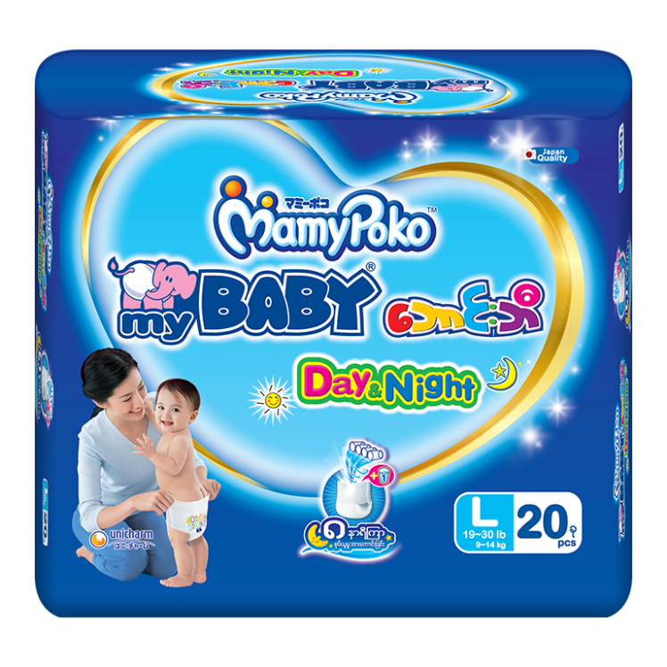 MamyPoko  My Baby Pant  / L