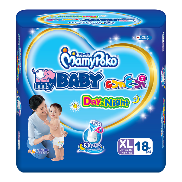 MamyPoko  My Baby Pant  / XL
